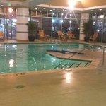 Foto de Sheraton Oceanfront Hotel