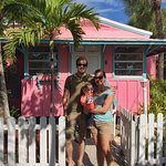 The Pink Cottage was great!