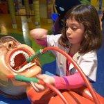 Para jugar al dentista