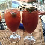 Very good bloody Marys