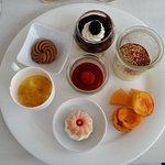 Kleine Auswahl vom Dessertbuffet/Themenabend