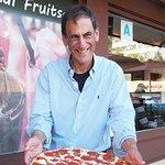 Owner David Mittleman of Bongiorno's New York Pizzeria