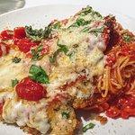 Chicken Parmesan !!! Tasty ~