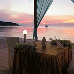 Welcome to SeaFront Restaurant Private Dinner on the Beach