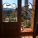 Bonitas vistas des del balcón