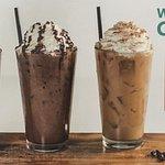 Iced Coffee Options!!