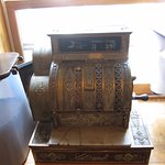 Antique display-Cash Register