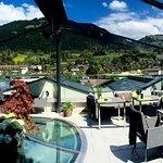 Terrasse der Kitz(n)Bar