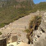 Machu Picchu Pueblo Foto