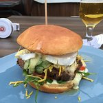 Leckka Rib Eye Burger 😋