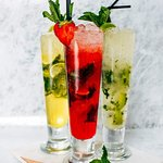 Just one of the many drinks from our extensive menu