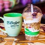 Evelyn's Mug & Parfait