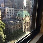View of the Old City Hall from our room