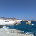 Photo de Sarakiniko Beach