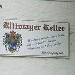 Gaststätte Rittmayer-Keller