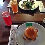 delicias na mesa