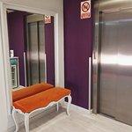 Salida ascensor