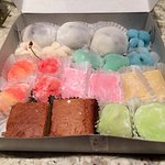 Assorted mochi box