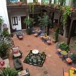 Tranquil Hotel Courtyard
