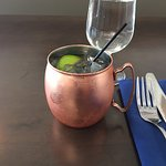 best moscow mule ever!