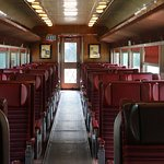 Air conditioned passenger car