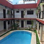 Foto de hotel colonial la aurora