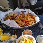 seafood fish fry