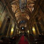 Interior de la Iglesia Catedral de Córdoba