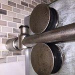 Cool shower door hardware