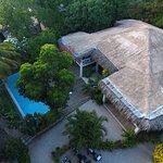 Hotel Piratas del Caribe a vista de Dron