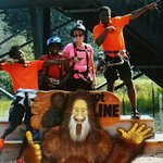 Foto di Bigfoot Zipline
