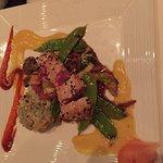 Fantastic food at café Marquesa!