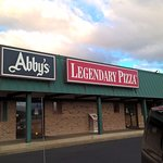 Abby's Legendary Pizza on Stephens St. Roseburg, OR