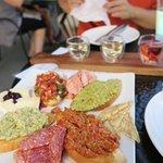 Chef's platter