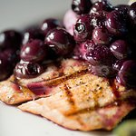 Duke's Oh So Blueberry & Goat Cheese Wild Alaska Salmon