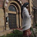 Kateri Tekakwitha statue