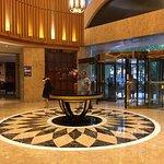 the concierge area