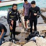 Galapagos Underwater Foto