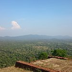 Citadel of Sigiriya - Lion Rock Photo