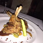 Rack of Lamb - Chez Isabelle
