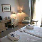 Hotel Spa Balneario de Solares. Habitación.