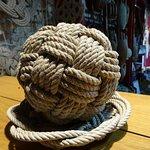 Boule en cordes