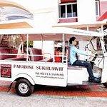 Tuk Tuk Free shuttle service