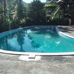 Coin piscine