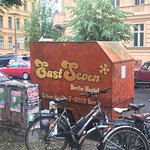 EastSeven Berlin Hostel Foto