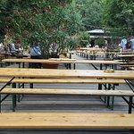 Biergarten, Cafe am Neuen See