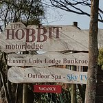 Foto de The Hobbit Motorlodge