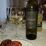 Vin blanc a 7,70 € la bouteille