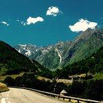 Arrivée dans les Pyrénées Espagnoles