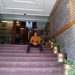 Photo de Sandhya Resort & Spa Manali